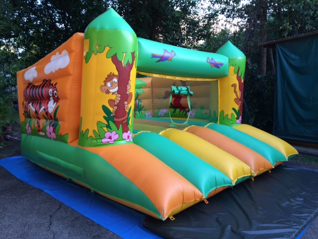 children party bouncer