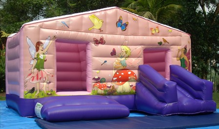 fairy funhouse party rentals