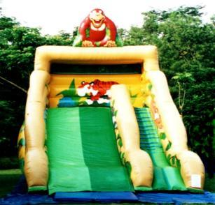 jungle slide party supplies