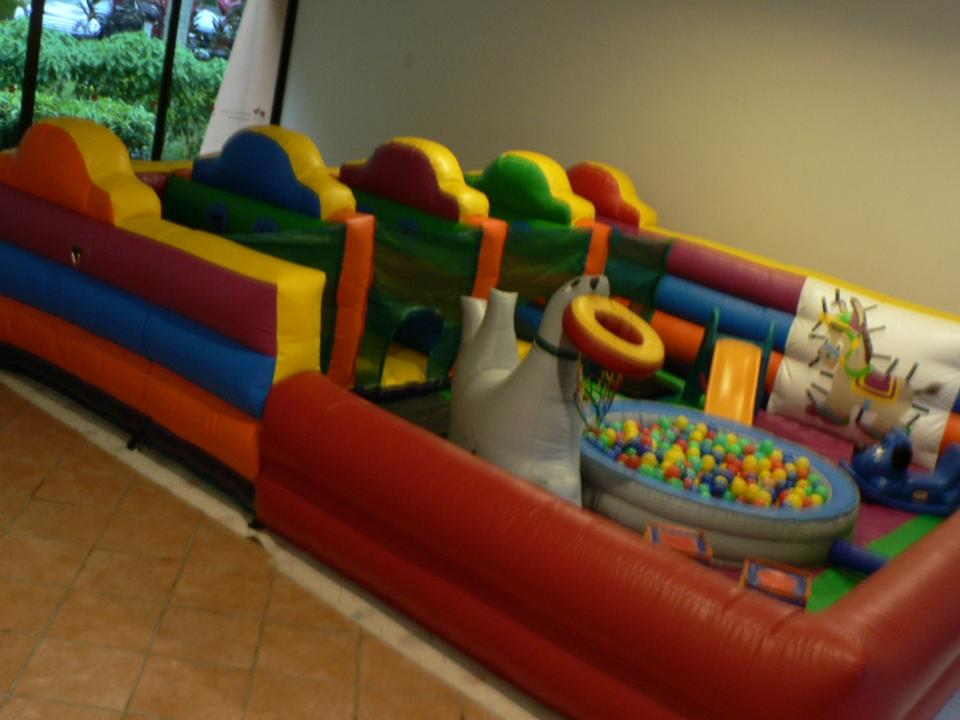 kids party play pen