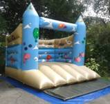 seaside kids party inflatables